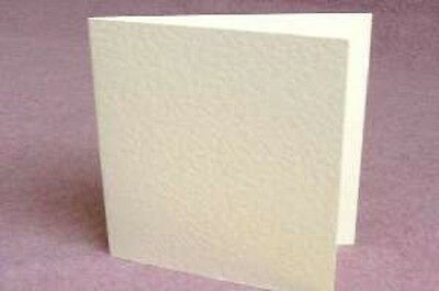 50 x A5 WHITE / IVORY CARD BLANKS - WEDDINGS / ORDER OF SERVICE