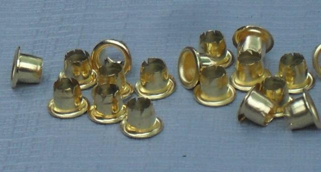 WW1 WW2 no 2 brass eylets  for P08  P37  webbing