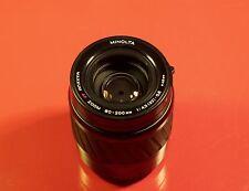 Minolta Maxxum AF Zoom 80-200mm f/4.5-5.6 for Minolta, Sony