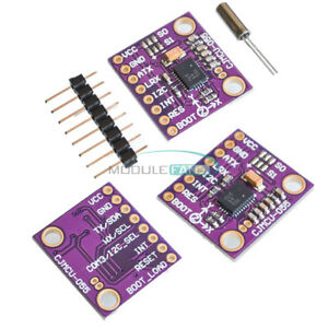 MCU-9DOF-BNO055-Intelligent-9Axis-Attitude-Orientation-Absolute-Sensor-Module
