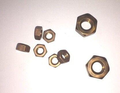 SWAPLAND Ecrou M6 pour clé de 10 100/% cuivre