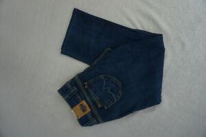 PEPE-JEANS-Damen-bermuda-short-capri-stretch-3-4-Hose-W27-blau-NEU-C22