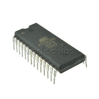 10PCS Eeprom IC ATMEL DIP-28 AT28C256-15PU