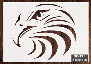 Parrot stencil Bird Stencil Card making Airbrush Craft Stencil