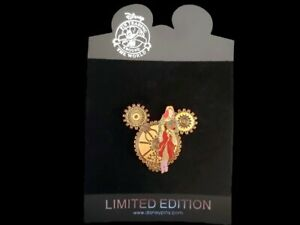 Disney-Pin-DS-Mickey-Mouse-Steampunk-Gears-Series-Jessica-Rabbit-LE-250