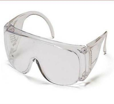 Pyramex Visitor Spec-Clear Safety Glasses 12 Pair Per Box (12 Boxes)- MS97200