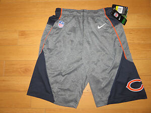 NWT-Men-039-s-Nike-Dri-Fit-CHICAGO-BEARS-Shorts-Retail-55-00