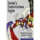 Europe's Franco-German Engine by Brookings Institution (Paperback, 1998)