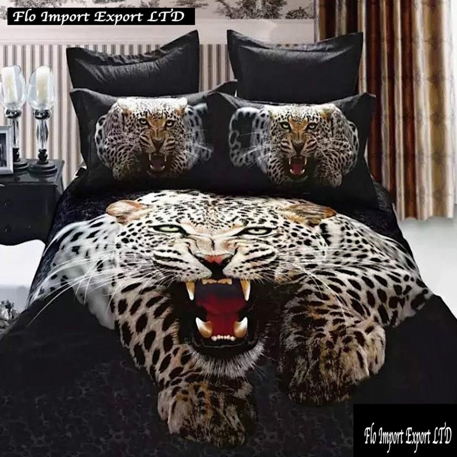 Set Letto Copri Piumone Lenzuolo Federe Copripiumone Duvet Cover Bed Set BED0047