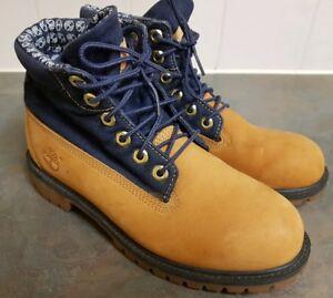 Timberland Womens Størrelse Boots Roll 5 Top dqwP0rq