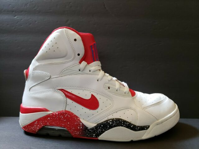 Red Black 537330 Size White Hyper 101 Air Mens Force Mid Shoes 11 Blue Nike 180 wNO8vmn0