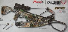 NEW Parker Challenger Crossbow Youth Womens Pkg 300 FPS X400-MR