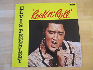 Elvis-Presley-LP-Rock-039-n-039-Roll-West-Germany-RCA-NL89125
