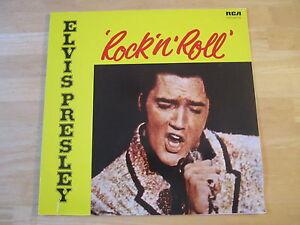 Elvis-Presley-LP-Rock-n-Roll-West-Germany-RCA-NL89125