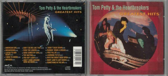 Tom Petty & the Heartbreakers - Greatest Hits (CD, Nov-1993, MCA)
