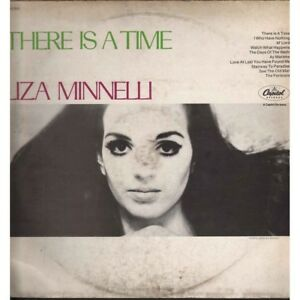 Liza-Minnelli-Lp-Vinile-There-Is-a-Time-Capitol-3c-054-86418-Nuovo