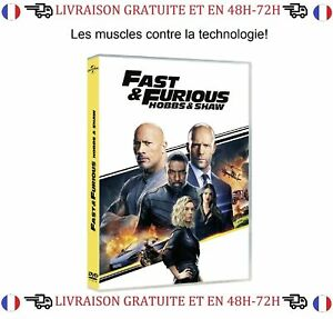 DVD-Fast-And-Furious-Hobbs-and-Shaw-Action-Voitures-Dwayne-Johnson-Jason-Statham