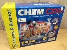 Thames & Kosmos CHEM C2000 Chemistry Experiment Kit
