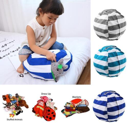 Portable Kids Toy Storage Bag and Play Mat Toys Organizer Drawstring shan