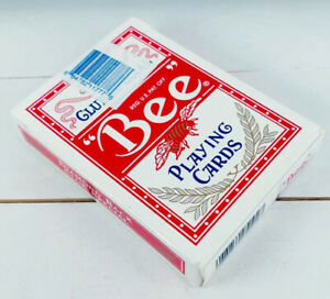 """Vintage Playing Cards Complete Deck Bee """"The Orleans"""" Sealed Casino Cards 059"""