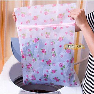 3pcs Lingerie Clothes Bra Underwear Washing Aid Laundry Bags Mesh Net Kit 3 Size