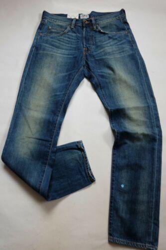 L32 compact Relaxed 55 Edwin Homme indigo Délavé W31 Jeans bleu Ed Tn7xWv