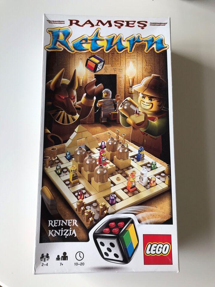 Ramses Return, LEGO , terningespil