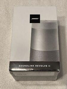 Bose SoundLink Revolve II Portable Rechargeable Bluetooth Speaker