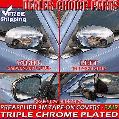 2005-2008 Dodge Magnum Chrome Mirror Cover 2005-2010 Chrysler 300
