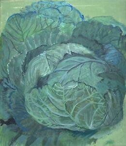 Brigitte-tietze-berlin-oil-painting-still-life-curled-kale-cabbage-2-bio