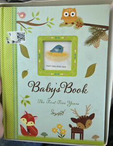 Baby-s-Book-The-First-Five-Years