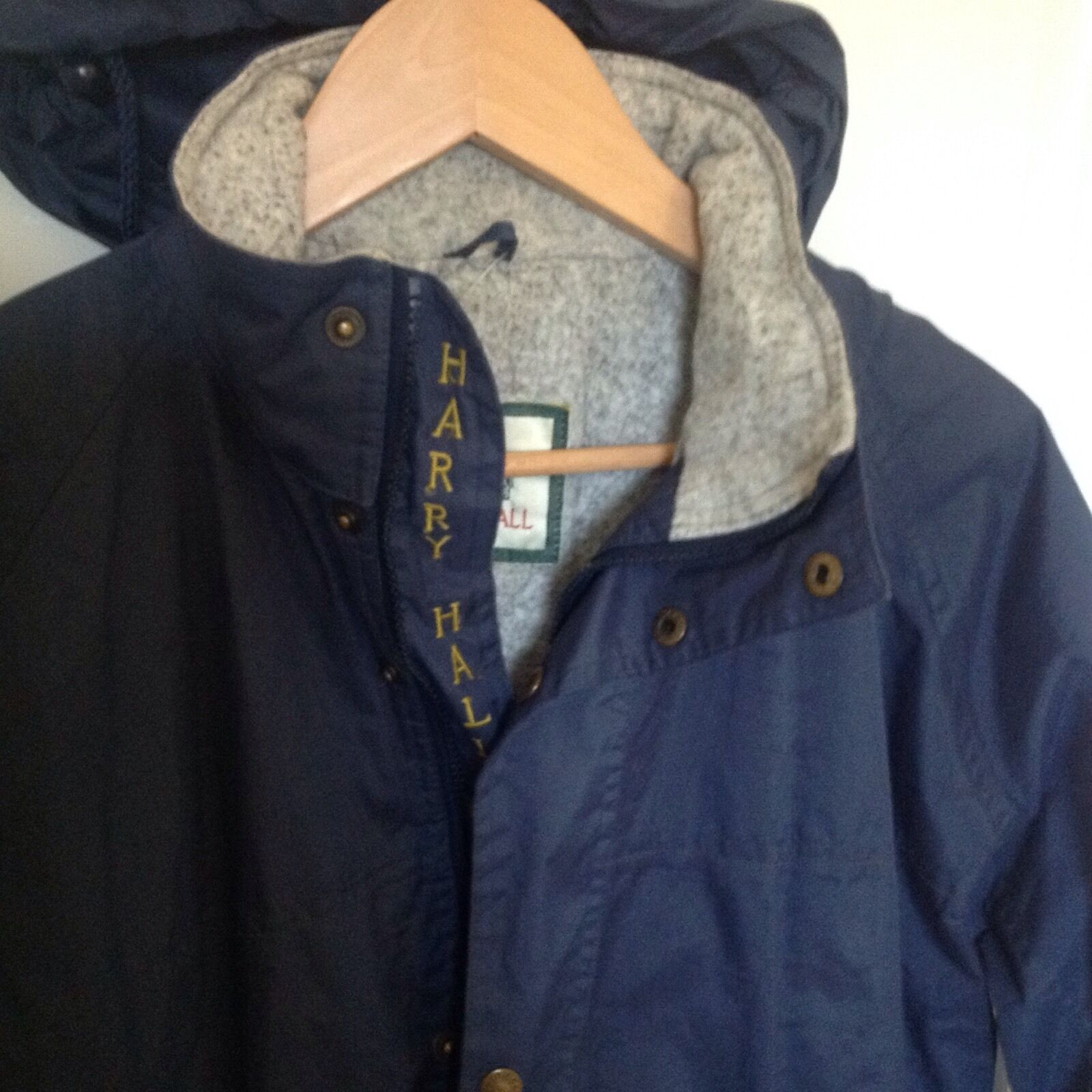 Mens Harry Hall Coat Size M