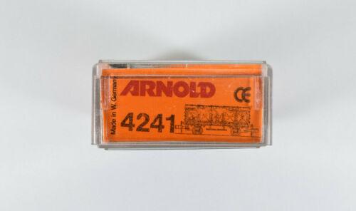 Arnold Spur N Klappdeckelwagen DB Epoche III Art.-Nr 4241 //// AB 194