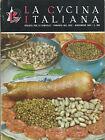 LA CUCINA ITALIANA NOVEMBRE 1961