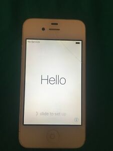 iPhone-4s-White-16gb-Parts-Only