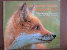 Les quatre saisons du renard roux/ Toshiko Kanzawa, Hideo Imazu