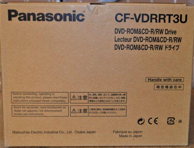 PANASONIC CF-VDRRT3U WINDOWS 10 DOWNLOAD DRIVER