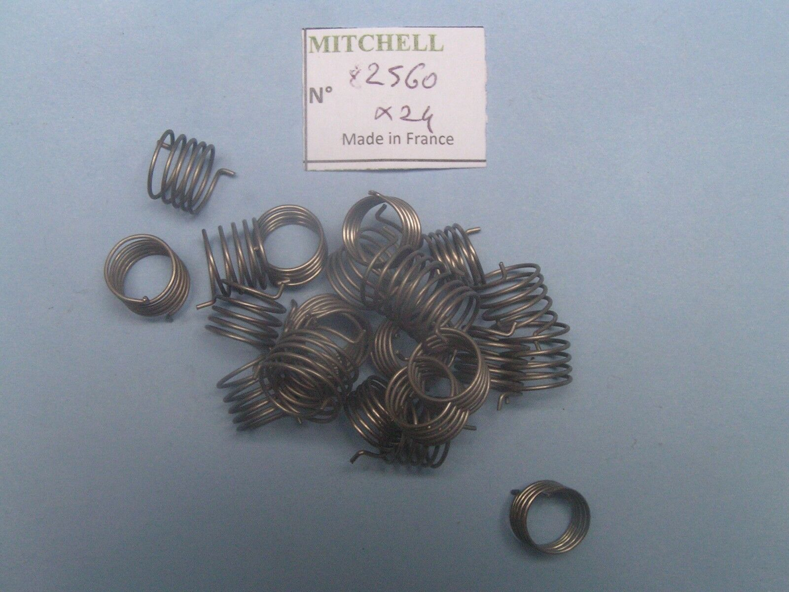 24 BAIL SPRING REEL PART 82560 RESSORT MOULINET MITCHELL 300S 400S 900 910