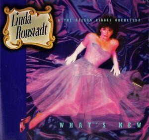 Linda-Ronstadt-Lo-Nuevo-96-0260-1-aleman-asilo-1983-Lp-PS-en-muy-buena-condicion-ex-con-Interior