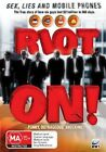 Riot On! - Sex, Lies And Mobile Phones (DVD, 2006)