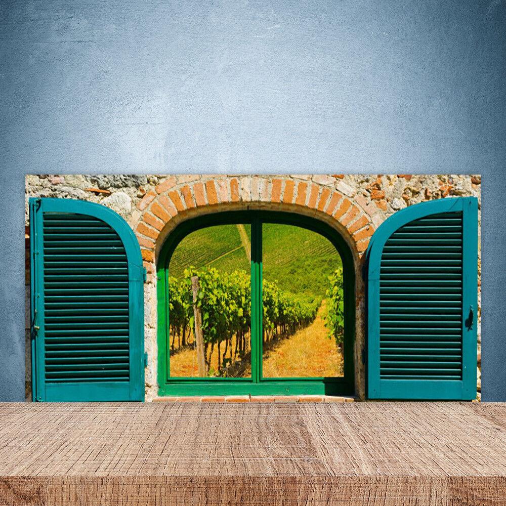 Küchenrückwand Alu Verbund Herd Spritzschutz Brasilian Glade