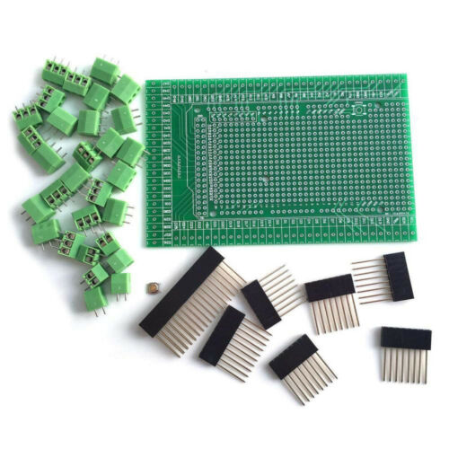 MEGA-2560 R31 Prototyp Screw Klemmenblock Shield Modul Board Für Arduino PCB Set