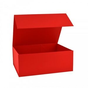 Details About Red Magnetic Gift Boxes Valentines Christmas Birthday