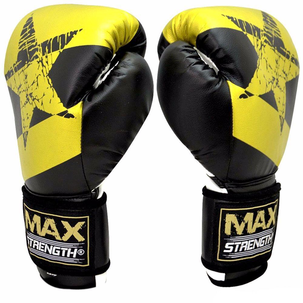 Punch Boxhandschuhe Sparring MMA Muay Thai Pro Fitnessstudio Kampf Rex Ringen