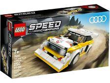 LEGO® Speed Champions 76897 - 1985 Audi Sport Quattro S1 - NEU / OVP