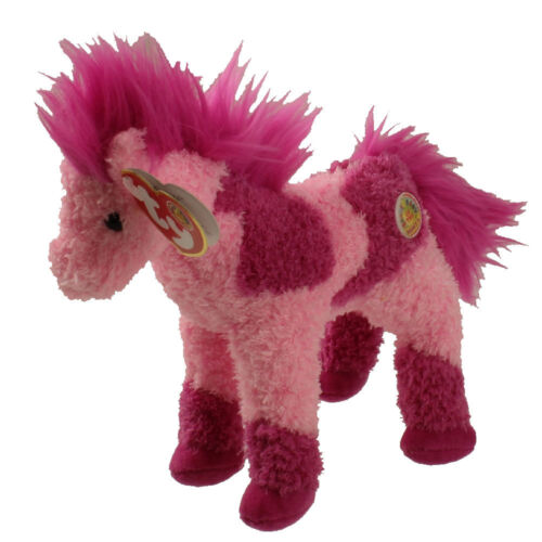 7 inch CANTERS the Pink Horse BBOM April 2006 TY Beanie Baby - MWMTs