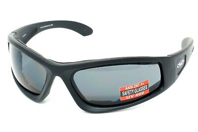 Shatterproof UV400 Tinted Global Vision Motorcycle//Biker Sunglasses Free Pouch