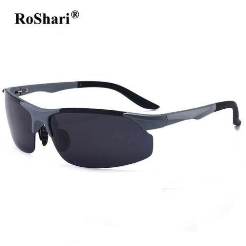 POLARIZED COATING MIRROR DRIVING SUNGLASSES// EYE WEAR FOR MEN//MALE-FREE SHIPPING