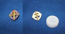 Pins Spilla Badge distintivo originale - DAME CARITA' CHARITAS CHRISTI URGET NOS
