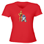 Juniors-Girl-Women-Vneck-Tee-T-Shirt-Gift-Star-Wars-R2D2-C-3PO-Robot-Droid-Rebel thumbnail 1